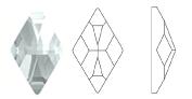 FlatBack Diamond Rhinestones
