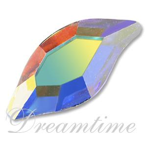SWAROVSKI ELEMENTS - 2797 Diamond Leaf Rhinestones