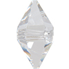 Swarovski 5747 Double Spike Bead