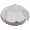 Acrylic Flat Back Round Rhinestones