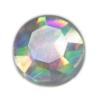 Flatback Acrylic Rhinestones - Round