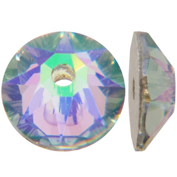 Swarovski 3188 Lochrosen Rhinestones 4mm Crystal Paradise Shine