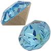 SWAROVSKI 1088 XIRIUS Chaton ss39 Aquamarine Glacier Blue