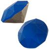SWAROVSKI 1088 XIRIUS Chaton ss39 Capri Blue Matte