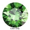 SWAROVSKI 5540 Artemis Bead 12mm Dark Moss Green