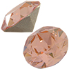 SWAROVSKI 1088 XIRIUS Chaton ss39 Light Rose Champagne