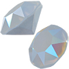 SWAROVSKI 1088 XIRIUS Chaton ss29 Crystal Powder Blue AB