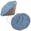 SWAROVSKI 1088 XIRIUS Chaton ss39 Air Blue Opal
