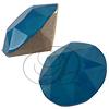 SWAROVSKI 1088 XIRIUS Chaton ss29 Caribbean Blue Opal