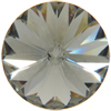 SWAROVSKI 1122 Rivoli Rhinestones 18mm Black Diamond