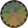 SWAROVSKI 1122 Rivoli Rhinestones 18mm Crystal Tabac