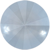 Swarovski 1122 Rivoli Rhinestones 14mm Crystal Powder Blue