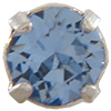 SWAROVSKI Single Stone Settings 17704 pp24 Light Sapphire