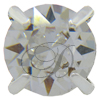 SWAROVSKI Single Stone Settings 17704 ss39 Crystal