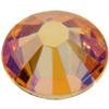 SWAROVSKI 2028/2058 Rhinestones FlatBack 48ss Crystal Brandy