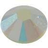 SWAROVSKI 2058 Rhinestones Flat Back 20ss Chrysolite Opal AB