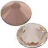 SWAROVSKI 2058 Rhinestones FlatBack 20ss New Colors- Light Silk and Crystal Rose Gold