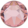 SWAROVSKI 2078 Hot Fix Rhinestones ss12 Light Rose, XIRIUS