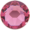 SWAROVSKI 2078 Hot Fix Rhinestones ss12 Rose, XIRIUS
