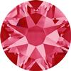 SWAROVSKI 2078 Hot Fix Rhinestones ss12 Indian Pink, XIRIUS
