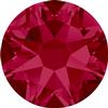 SWAROVSKI 2078 Hot Fix Rhinestones ss16 Ruby, XIRIUS