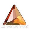 SWAROVSKI ELEMENTS - Hot Fix Swarovski Elements 2720 Cosmic Delta Rhinestone
