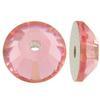 SWAROVSKI 3128 Lochrosen Rhinestones 3mm Rose Peach