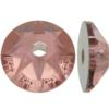 Swarovski 3188 Xirius Lochrose Blush Rose 6mm