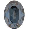 SWAROVSKI 4120 Oval Rhinestones 14x10 Crystal Blue Shade