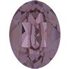 SWAROVSKI 4120 Oval Rhinestones 12x10 Light Amethyst