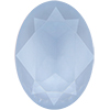 SWAROVSKI 4120 Oval Rhinestones 14x10 Crystal Powder Blue