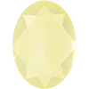 SWAROVSKI 4120 Oval Rhinestones 14x10 Crystal Powder Yellow