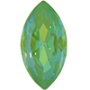 SWAROVSKI 4227 Large Navettes 32x17mm Crystal Ultra Lime AB