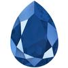 Swarovski 4320 Pear Fancy Stone 14x10mm Crystal Royal Blue
