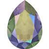 SWAROVSKI 4320 Pear Rhinestones 14 x 10 Crystal Paradise Shine