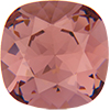 SWAROVSKI 4470 Cushion Square Rhinestones 10mm Blush Rose