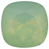 SWAROVSKI 4470 Square Rhinestones 12mm Chrysolite Opal