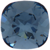 SWAROVSKI 4470 Square Rhinestones 10mm Denim Blue