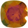 SWAROVSKI 4470 Square Rhinestones 12mm Crystal Mahogany