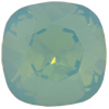 SWAROVSKI 4470 Square Fancy Rhinestones 10mm Pacific Opal