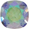 SWAROVSKI 4470 Square Rhinestones 10mm Crystal Paradise Shine