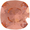 SWAROVSKI 4470 Square Rhinestones 10mm Rose Peach