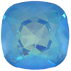 SWAROVSKI 4470 Square Rhinestones 12mm Ultra Blue AB