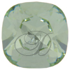 SWAROVSKI 4470 Square Rhinestones 12mm Chrysolite