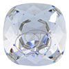 SWAROVSKI 4470 Cushion Square Rhinestones 10 mm Crystal