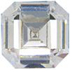 SWAROVSKI 4671 Square Rhinestones 8 mm Crystal