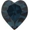 SWAROVSKI 4800 Heart Rhinestones 5.5 x 5 mm Montana