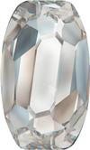SWAROVSKI 4855 Organic Oval Fancy Stone 10 x 6 Crystal
