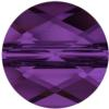 SWAROVSKI 5052 Mini Round Bead Amethyst 8 mm