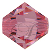 Swarovski 5328 Bicone Beads 5mm Rose
